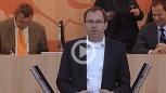 Video der Landtagsrede zum Schulgesetz