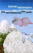 Buchcover von Kehlmanns Vermessung der Welt
