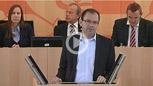 Mathias Wagner am Mikrofon