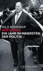 """Buchcover Minkmar """"Zirkus"""""""