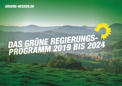 Regierungsprogramm 2019 - 2024